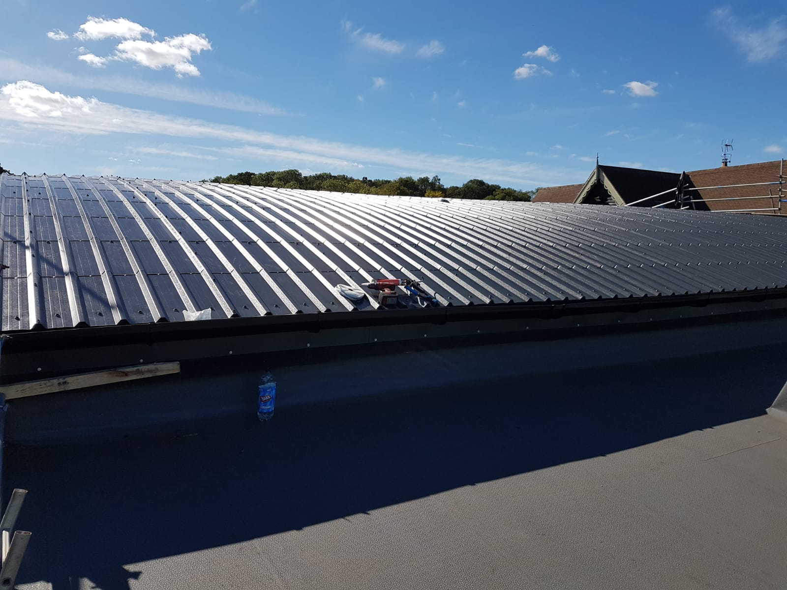 Protecting Your Industrial Roofing During Summer